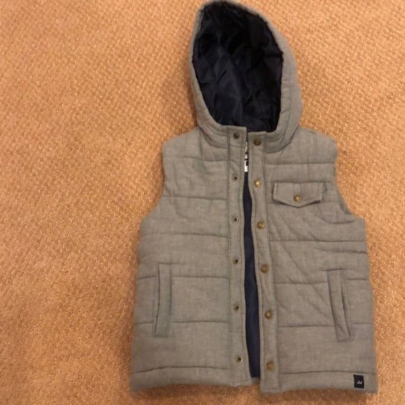 Janie and Jack Other - Janie and Jack Hooded Vest